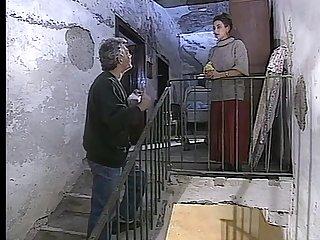 Big-Chested Italian cougars ravage jizz from immense spears involving antique porno videotape