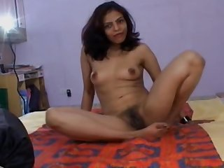Unrestricted Indian non-specific masturbating anal toys, bottle and pissing