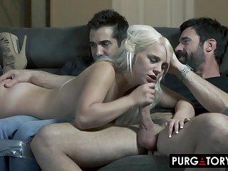 PURGATORYX Home Invasion Part 1 Everywhere Bella Jane - FUCK HARDCORE