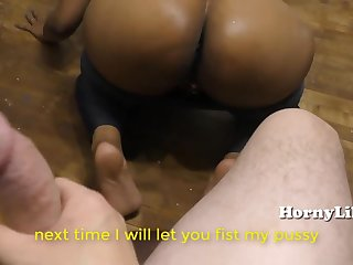 Mommy's Tits Training Classes in Hindi (english subtitles