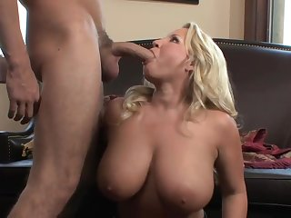 Housewife Blond Seduced Into Shagging Hq V - alexis golden