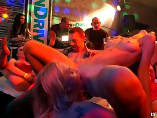 Complete call-girl Nathaly Cherie gets her pussy fucked and tamed vanguard party