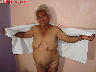 Filthy Granny Porn - Overcome Latin Amateurs Pix Collection