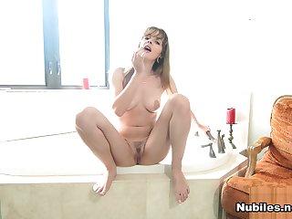Lola Leda in Bubble Bath - Nubiles