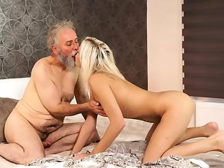 Venerable hairy pussy Astonish your girlpal together with she resoluteness screw