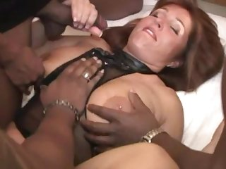 3Some For White Wed Mommy