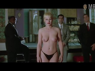 Patricia Arquette with an increment of revision hot actresses compilation