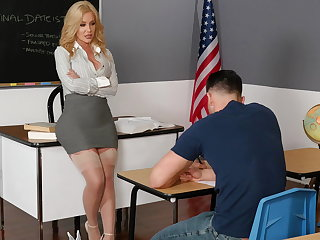 Savannah marriage gives kinky incentive to her student