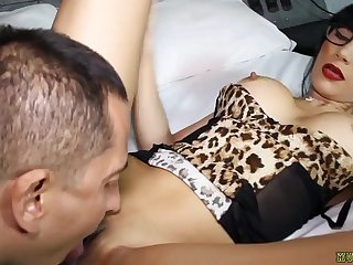 Latina sultry harlot amazing porn scene