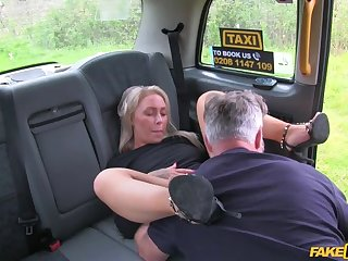 Blondes tight holes fucked wide cab